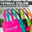 Totebag personnalisé - Collection EXPRESS